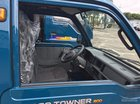 Bán xe ô tô Thaco Towner 800 thùng bạt, màu xanh lam