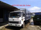 Bán xe tải Faw 7,3 tấn động cơ Hyundai, cabin Isuzu, thùng dài 6,25M. L/H 0979 995 968