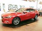 Cần bán xe Mazda 6 Facelift đời 2017, màu đỏ giá cạnh tranh