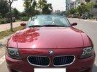 Bán xe BMW Z4 3.0 AT đời 2006, màu đỏ, nhập khẩu nguyên chiếc chính chủ