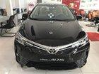 Bán Toyota Corolla altis 1.8 CVT đời 2017, màu đen, 674 triệu