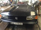 Bán gấp Peugeot 305 năm 1990, màu đen