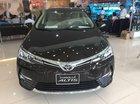 Bán Toyota Corolla altis 1.8E CVT đời 2017, màu đen, giá 677tr