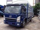 Xe tải Faw 7.3T thùng dài 6m2, màu xanh lam, nhập khẩu nguyên chiếc