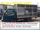 Bán xe tải Kia 1.25 tấn. Xe tải Kia 1.25 tấn, nhập khẩu Hàn Quốc