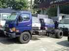 Đại lý xe tải Hyundai New Mighty 8 tấn thùng lửng tại Hà Nội, giá cạnh tranh. Hotline: 0981 032 808