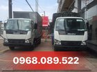 Bán xe tải Isuzu QKR77H 1.9 tấn giá tốt, KM trước bạ có xe giao ngay, hỗ trợ trả góp, LH 0968.089.522