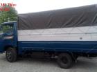 Chuyên bán xe tải K3000 nâng tải 2.4 tấn thùng bạt, thùng kín. Liên hệ 0984694366, hỗ trợ trả góp lãi suất thấp