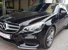 Bán Mercedes E250 đời 2015, màu đen, nhập khẩu