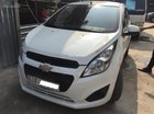 Cần bán Chevrolet Spark LS năm 2015, màu trắng, giá thương lượng, hợp kinh doanh uber grab