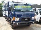 Xe tải Hyundai 5 tấn HD500 Trường Hải, nâng tải thùng mui bạt, hỗ trợ trả góp 2018