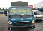 Bán xe tải 1.9 tấn K190, xe tải Kia K190 tải trọng 1.9 tấn, thùng mui bạt, hỗ trợ trả góp - Lh: 0976548336