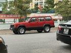 Bán Jeep Cherokee 4.0 MT 1996, màu đỏ, giá chỉ 125 triệu