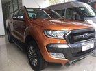 Bán Ford Ranger Wildtrak 3.2 AT 4x4 2017, màu cam