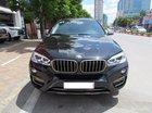 Bán BMW X6 3.0 xăng sản xuất 2015, đăng ký 2016, màu đen xe nhập khẩu