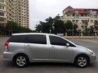Cần bán xe Toyota Wish 2009, màu bạc, nhập khẩu nguyên chiếc