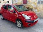 Cần bán lại xe Nissan Pixo đời 2010, màu đỏ, nhập khẩu số tự động, 265tr