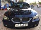 Cần bán BMW 5 Series 530i đời 2008, màu đen, nhập khẩu số tự động