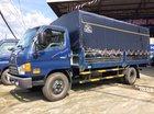 Hyundai HD120S 8 tấn, thùng bạt, khuyến mãi trước bạ, hỗ trợ trả góp 90%
