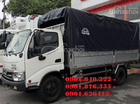 Bán xe Hino 4T5/4.5 tấn WU342L, giá thấp nhất thị trường, có hỗ trợ vay tỉnh 90%