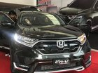Honda Mỹ Đình bán Honda CR V bản L full option 2018, màu đen, nhập khẩu nguyên chiếc, LH: 0978776360