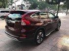 Bán xe Honda CR V 2.4AT đời 2017, màu đỏ số tự động