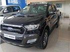 Cần bán xe Ford Ranger Wildtrak 3.2 sản xuất 2017, màu đen, nhập khẩu nguyên chiếc, 910 triệu