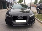 Bán xe Audi A6 1.8 TFSI màu đen sản xuất 2017, đăng ký 08/2017, nhập khẩu