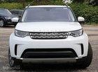 Cần bán xe LandRover Discovery HSE Luxury năm 2017, màu trắng, nhập khẩu nguyên chiếc
