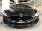 Bán xe Maserati Quatroporte mới, màu đen, xe nhập khẩu chính hãng