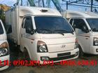 Bán xe đông lạnh Hyundai 1 tấn đời 2014 nhập khẩu, xe Hyundai đông lạnh đời 2014 giá rẻ