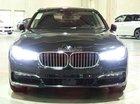 Cần bán xe BMW 7 Series 740 LI năm 2018, màu đen, xe nhập