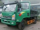 Bán xe tải Ben TMT Cửu Long 8.5T tại Đà Nẵng, trả góp, thùng 6.8 khối, 1 cầu