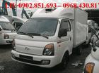 Bán xe tải Hyundai đông lạnh đời 2014, nhập khẩu giá rẻ