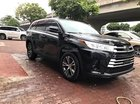 Bán Toyota Highlander LE 2.7 Sx 2017, màu đen, nhập khẩu