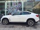 Cần bán BMW X6 xDrive 35i đời 2018, màu trắng, nhập khẩu nguyên chiếc