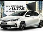 Bán Toyota Corolla 2.0AT đời 2018, màu trắng