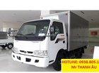 Giá xe tải K165 2,4 tấn, Thaco Trường Hải, hỗ trợ trả góp 70% giá trị xe