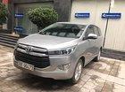 Bán Toyota Innova V đời 2017, màu bạc ít sử dụng, giá chỉ 846 triệu