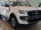 Cần bán xe Ford Ranger Wildtrak 2.2L AT năm 2019, màu trắng, nhập khẩu, 820 triệu