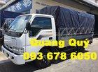 Bán Kia K165 2.4 tấn vay trả góp. Xe tải Trường Hải 2 tấn 4 mới - Giá xe tải Kia 2.4 tấn mới