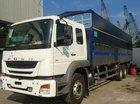 Bán xe Fuso FJ 3 chân tải nặng tải trọng 14.9 tấn đời 2017, nhập khẩu nguyên chiếc