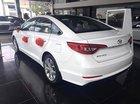 Bán Hyundai Sonata 2.0 AT đời 2018, màu trắng