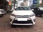 Cần bán gấp Toyota Yaris E đời 2016, màu trắng, nhập khẩu chính chủ