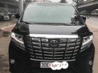 Bán Toyota Alphard 3.5L V6 đời 2016, màu đen, nhập khẩu