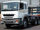 Bán đầu kéo Fuso FZ49 (6x4) tổng tải 49 tấn, xe nhập khẩu mới 100%