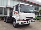 Đầu kéo Fuso FZ49 (6x4) tổng tải 49 tấn, xe nhập khẩu mới 100%, trả góp 75%