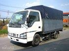 Bán xe tải Isuzu QKR 1T4 + màu trắng 2018 + mua trả góp