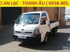 Giá xe Thaco Trường Hải K200, bán K200 thùng mui bạt thùng kín, giá xe tải Euro 4