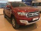 Bán Ford Everest Trend sản xuất năm 2016, màu đỏ